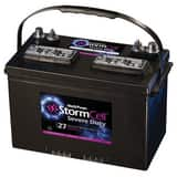 Liberty Pumps StormCell® 105A 12V Wet Cell Deep Cycle Marine Battery LB12V27WET