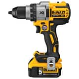 DEWALT 1/2 in. 20V 3-Speed Brushless Lithium Ion Hammer Drill or Driver Kit DDCD991P2