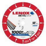 Lenox 1 x 12 in. Chop Saw Cut-Off Wheel L1972927