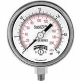Winter's Thermogauges 2 in. 15 psi Steel Pressure Gauge WPEM136