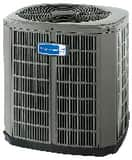American Standard HVAC 4A6H5 Silver 15 15 SEER 2 Tons Single-Stage R-410A Heat Pump Condenser A4A6H5024H1000A