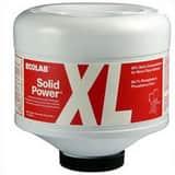 Ecolab Solid Power® XL 9 lb. Machine Warewashing Dish Detergent (Case of 4) E6100185