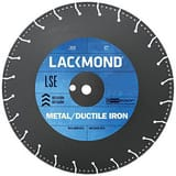 Lackmond 14 in. Metal Circular Saw Blade LLUS141251PRO