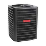 Goodman GSZ14 Series 4 Ton 14 SEER Horizontal and Upflow Single-Stage R-410A 1/6 hp Split-System Heat Pump GGSZ140491