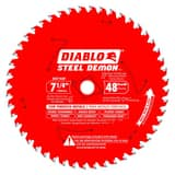 Diablo Tools 7-1/4 in. Metal Cutting Circular Saw Blade DD0748F