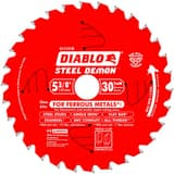 Diablo Tools 5-3/8 in. Metal Cutting Circular Saw Blade DD0530FM
