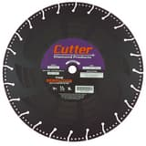 Cutter Diamond Products Demolition 14 in. Metal Circular Saw Blade CHD14125SC