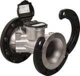 Master Meter 4 x 14 in. Stainless Steel Octave Water Meter (Less Medal) MO304D1D09