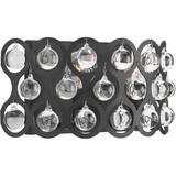 Progress Lighting Vestique 60W 2-Light Candelabra E-12 Incandescent Wall Sconce PP710001143