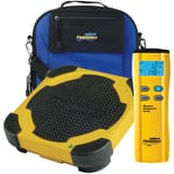 Fieldpiece Instruments Wireless Refrigerant Scale in Black with Yellow for Refrigerant Tanks Up to 252 lbs FSRS3