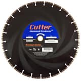Cutter Diamond Products 16 in Ductile Iron Blade CHDI16125 at Pollardwater
