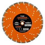 Cutter Diamond Products The Crusher Blade 14 in. Concrete, Brick, Block and Asphalt Circular Saw Blade CHSC14125