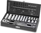 Channellock Channellock® 3/8 in. Socket Set (18 Piece) C38181