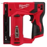 Milwaukee M12™ 7-1/4 x 2-1/2 in. Plastic Electric Crown Stapler M244720