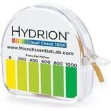Hydrion® QC1001 QUAT TEST STRIPS 0-1000 PPM S950025