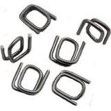 Samuel Strapping Systems 1/2 in. Heavy Duty Square Steel Buckle (Case of 1000) S8PG0500B4135