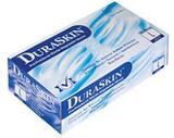 Liberty Glove & Safety DuraSkin® XL Size Industrial Grade Nitrile Gloves in Blue LT2000WXL