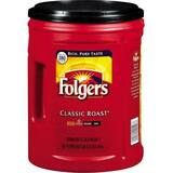 Folgers Coffee Classic Roast® 48 oz. Classic Roast Regular Can F2550000529C