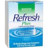 Hart Health REFRESH PLUS® 0.01 oz. Eye Drop (Box of 30) H5452