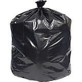 Heritage Bag Company 40 x 48 in. 22 mic 45 gal Can Liner in Black (Case of 150) HZ8048WKR01