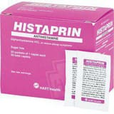 Hart Health Histaprin Antihistamine Allergy Relief Tablet (Pack of 1, Box of 50 Packs, Case of 5 Boxes) H5645