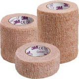 Hart Health & Safety 4 in. x 5 yd. Elastic Adhesive Bandage (Pack of 18) HAR1529
