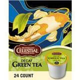Celestial Seasonings® Decaffeinated Green Tea K-Cup for Coffee System K5000203069