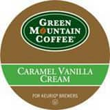 Keurig Dr Pepper Caramel Vanilla Cream Coffee K-Cup for Coffee System K5000202671