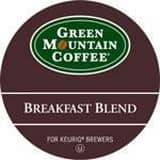 Keurig Dr Pepper Coffee Breakfast Blend Regular K-cup (Case of 96) KT6520
