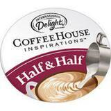 International Delight 96 oz. Half & Half Liquid Creamer E538125102052