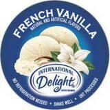 International Delight 96 oz. French Vanilla Liquid Creamer DOT473619100807