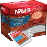 Nestle No Sugar Added Hot Cocoa Mix (Case of 6) N61411