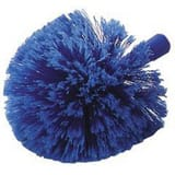 Carlisle Sanitary 9 in. Soft Round Flagged Duster in Blue C36340414