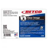 Betco Corporation Replacement Label for Clear Image Fastdraw® Glass Cleaner B19290