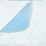 Beck's Classic Manufacturing Twill Brushed Poly and Rayon Waterproof Cover in Blue BBSFL7118SNP