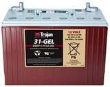 Trojan Battery 102AH 12V Gel Battery T31GEL