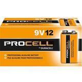 Duracell Procell® 9V Alkaline Battery D80247360