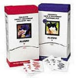 Allegro Industries Allegro® 5 x 8 in. Alcohol-free Respirator Wipes ALLE3001