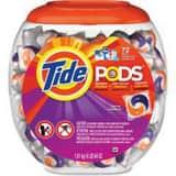 Tide Laundry Detergent (72-Count) PROGC50978