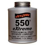 Jet-Lube 550® Extreme® 1 lb. Steel and Aluminum Anti Seize Compound JET47104