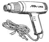 Ma-Line Corded 115V Heat Gun MMA025253