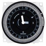 Intermatic 21A 24/120/208/240V Analog or Mechanical Timer Switch IFM1STUZ120U