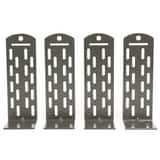 BMP USA 8 x 1 in. Tie Down Clip (Bag of 4) BBMTD08