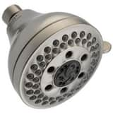 Delta Faucet California Energy Commission Registered H2OKINETIC 5-SETTING SHOWER HEAD D52637SS18PK