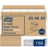 Tork 12-4/5 in C-fold Hand Towel T250630