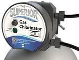 Chemical Injection Tech 100 PPD CL2 Vacuum Regulator CVR1 at Pollardwater