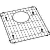Elkay 12 x 13-3/4 in. Bottom Sink Grid for 15-1/8 x 16-3/8 in. and 15-1/4 x 16-1/8 in. Kitchen Sinks in Stainless Steel ELKOBG1516SS