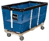 Royal Basket Trucks Steel Flatwork Ironer Truck RF50FWA4UNN