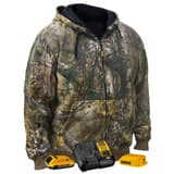 Radians 20V Polyester Heated Fleece Hooded Jacket Kit in Realtree Xtra® Camouflage RDCHJ074D1