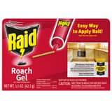 Raid 1.5 oz. Roach Gel S637917